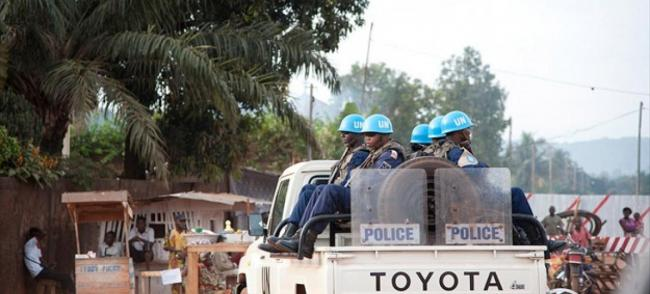 UN condemns attack that leaves one 'blue helmet' dead in Central African Republic
