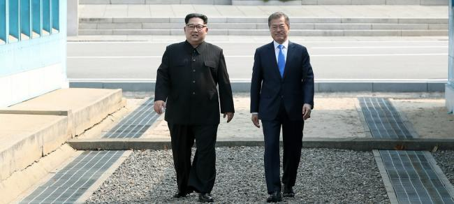 It's 'time for concrete action' says UN chief, welcoming inter-Korean agreement