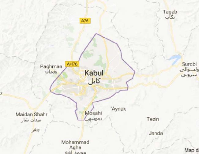 Policemen wounded in Kabul grenade attack