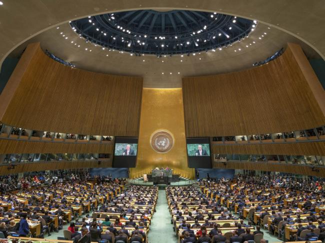 Setting out to 'transform the world' in the General Assembly's Second Committee