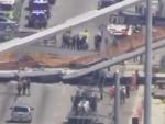 US: Four dies in Florida university bridge collapse