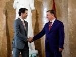 Canada PM Justin Trudeau concludes Latvia visit