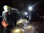 Thailand cave rescue episode may become a movie