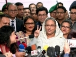 Voting ends in Bangladesh, counting on as Awami League leads