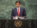 Pursue comprehensive, just solutions instead of managing crises, Qatari Amir tells world leaders at UN Assembly
