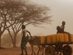 Fragile countries risk being 'stuck in a cycle of conflict and climate disaster,' Security Council told