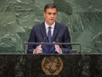 Now is the time for cooperative leadership, not nationalist rhetoric, Spain's President says at UN