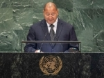 At UN, Pacific Island leaders warn climate change poses dire security threat to their fragile countries and marine resources