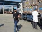 UNICEF delivers medical supplies to Gaza in wake of deadly protests