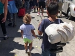 2,300 migrant children in Central American 'caravan' need protection, UNICEF says