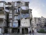 Fresh airstrikes kill dozens in conflict-ravaged Syria