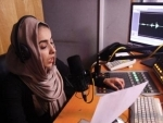 Women journalists in Afghanistan defiant in the face of violence