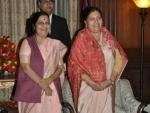 Bidya Devi Bhandari takes oath as Nepal President for second term