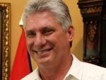Miguel Díaz-Canel takes oath as Cuba President