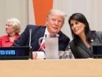 Donald Trump's nuclear button tweet to keep North Korean leader Kim Jong-un on toes: Nikki Haley