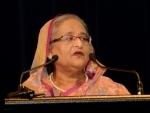 Sheikh Hasina urges China, Russia, India, Japan to play major role in solving Rohingya crisis