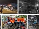 Suspected suicide blast in Pakistan kills 9