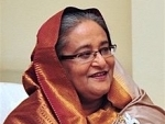 Bangladesh PM Sheikh Hasina to receive Global Women's Leadership Award
