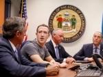 Facebook chief Mark Zuckerberg apologises to US Congress for data breach
