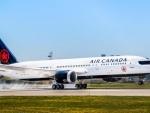 Air Canada flight makes emergency landing in Washington