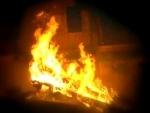 Bangladesh: Fire at Dhaka market doused