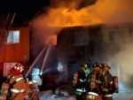 Ottawa: Firefighters called to tackle 3-alarm fire in Napean