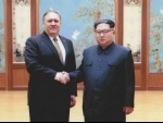 White House releases pictures of Mike Pompeo's meeting with North Korean leader Kim Jong Un