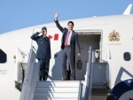 Canada PM Trudeau heads to Latvia before commencement of NATO Summit