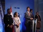 Canada is spending enough on defence, says Trudeau at NATO