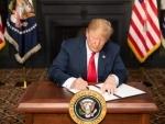 Donald Trump names Patrick Shanahan as acting Defence Secretary