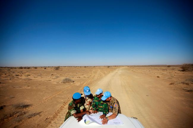 Western Sahara: UN chief urges easing of tensions in Guerguerat area