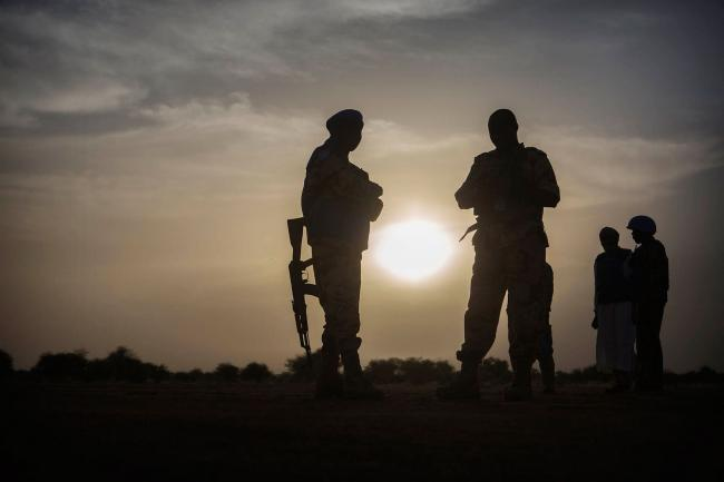Service and Sacrifice: Chadian peacekeepers on a UN mission for peace in Mali