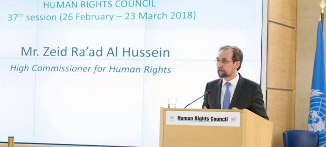 Those responsible for war crimes in Syria 'will be held accountable for what they have done,' says UN rights chief