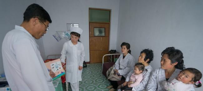 Challenges remain in DPRK despite 'slight' improvements in health, wellbeing: UNICEF