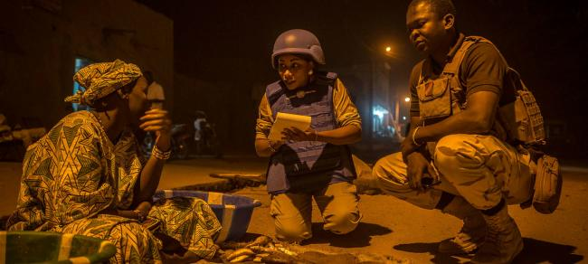 UN-backed meeting of African States targets terrorism, violent extremism