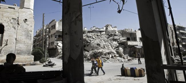 UN Security Council urged to act against 'worst-case scenario' Syria's war-battered Idlib