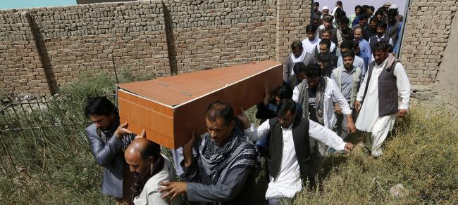 Afghanistan: Civilian casualties caused by IEDs has reached 'extreme levels', UN warns