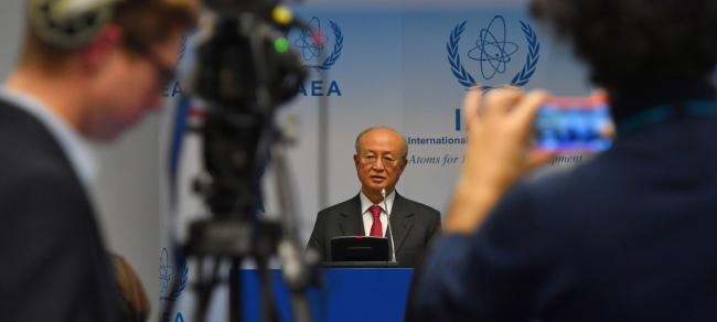 Collapse of Iran nuclear deal would be 'great loss,' says UN atomic agency chief