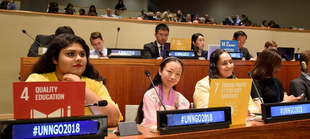 'Finding global solutions for global problems' focus of UN-civil society forum