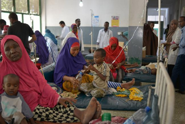 Somalia: UN voices deep concern at reported destruction of housing for displaced persons