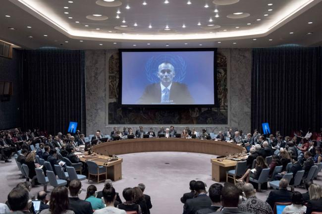 Time to stop 'managing' Israeli-Palestinian conflict, show leadership to resolve it – Security Council told
