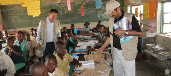 UN development official urges greater international support for Zimbabwe