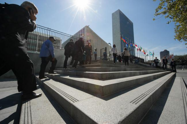 UN officials welcome reopening of communications between two Koreas