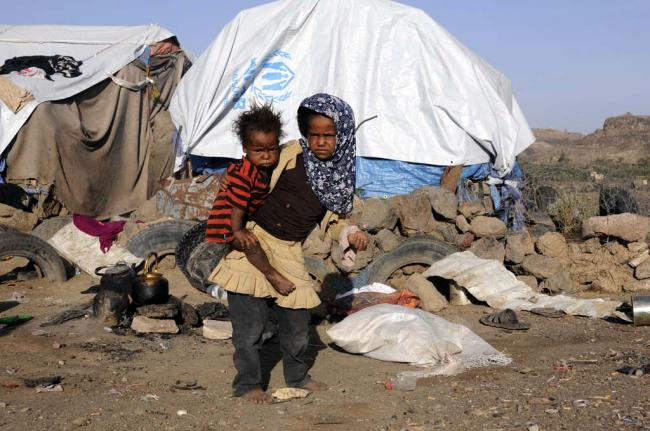 Yemen: Raging violence displaces more than 85,000 civilians, says UN refugee agency
