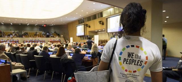 Embrace 'people-centered multilateralism,' UN-civil society forum urges