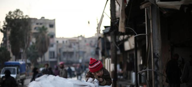 Syria: 'Actions, not words' needed to save lives in East Ghouta – UN humanitarian wing