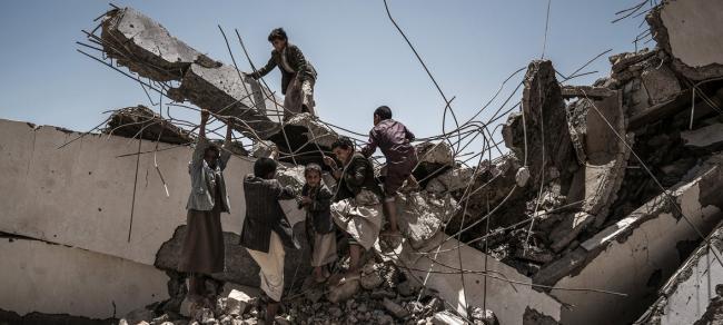 Major UN push for peace to end Yemen's 'hot war' begins in Geneva