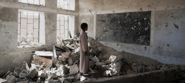 Yemen: Human suffering at risk of further deterioration, warns UN aid chief