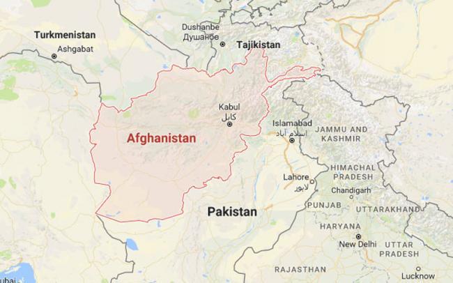 Afghanistan: Airstrike kills four people in Maroof district