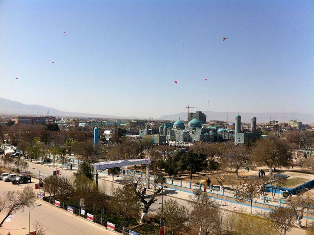 Taliban mortar firing kills six civilians in Afghanistan